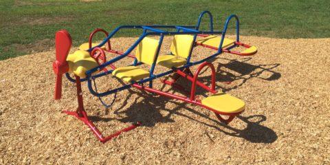 JHB Playground Update