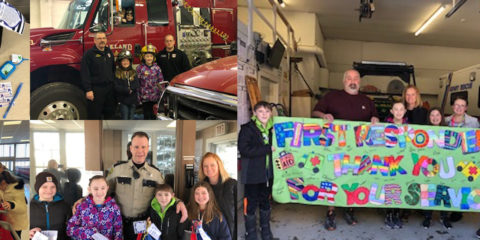 Showing Gratitude To Our Community HEROES