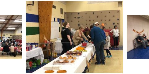 Second Annual Grandparents' Breakfast at Bean
