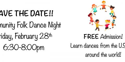 Community Folk Dance Night!