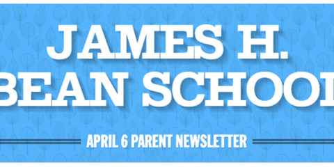 April 6th Parent Newsletter from JHB